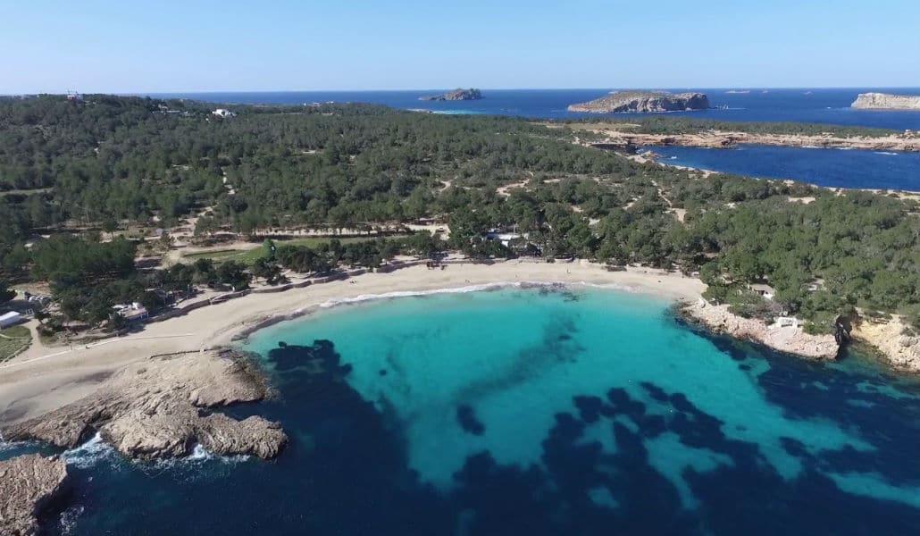 Cala Bassa: Clear Water and Soft Sand - Secret Ibiza